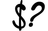 Vanilla Twilight // Handwritten Font Duo 1 Font OTHER CHARS