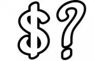 Vanjar - Sans Serif 1 Font OTHER CHARS