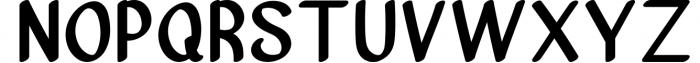 Vanjar - Sans Serif Font UPPERCASE