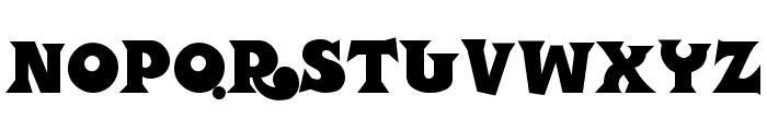 VASCA Font UPPERCASE