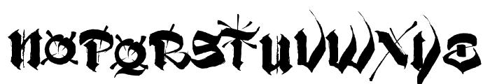 VATOS Font LOWERCASE