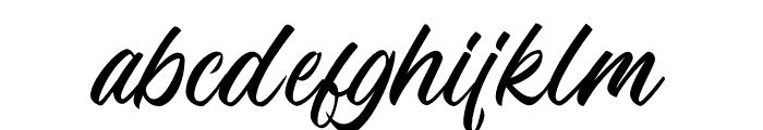 Vabeulit Font Font LOWERCASE