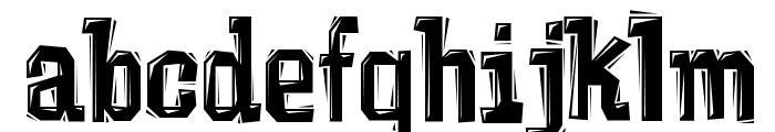 Vademecum Font LOWERCASE