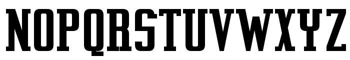 Vahika-Bold Font UPPERCASE