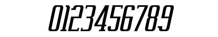 Vahika-Italic Font OTHER CHARS