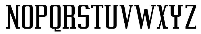 Vahika-Regular Font UPPERCASE