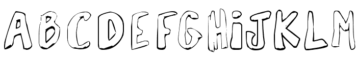 Vaille2 Font UPPERCASE