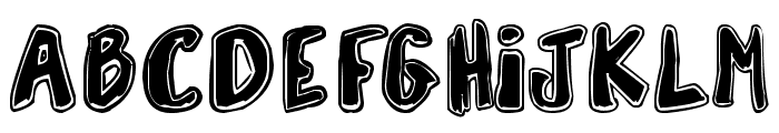 Vaille Font UPPERCASE