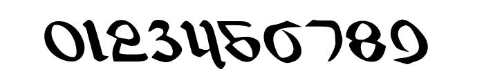 Valerius Leftalic Font OTHER CHARS