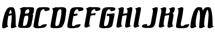 Valuable Font UPPERCASE