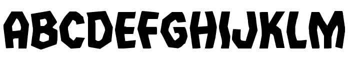 Vampire Bride Font LOWERCASE