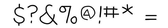 VampyrsMK Font OTHER CHARS