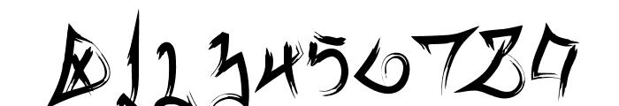 VanceJackson-Regular Font OTHER CHARS