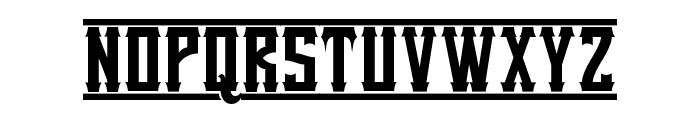 VanillaWhale-Regular Font LOWERCASE