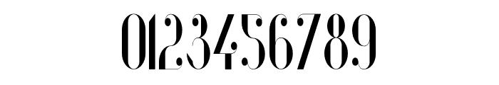 Vanity-BoldNarrow Font OTHER CHARS