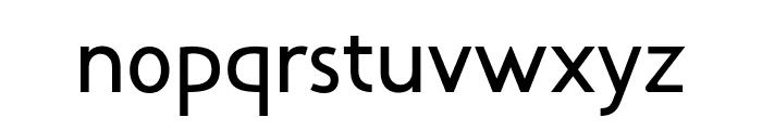 Vanlose BookType Normal Font LOWERCASE