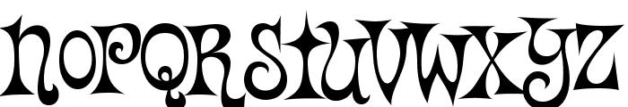 Vantasyhouse Font LOWERCASE