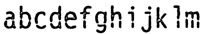 Vanthian Ragnarok Font LOWERCASE