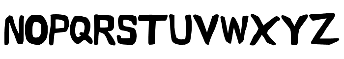 Vapor ExtraBold Font UPPERCASE