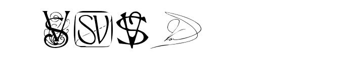 Varah Regular Font OTHER CHARS