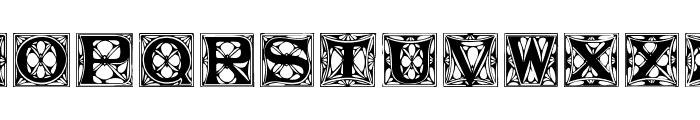 Varah Regular Font UPPERCASE