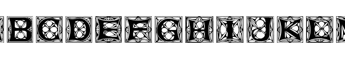 Varah Regular Font LOWERCASE