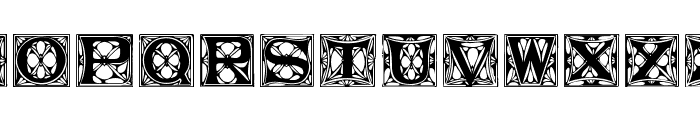 VarahCaps Font UPPERCASE