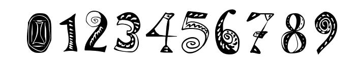 VariationsForImre Font OTHER CHARS