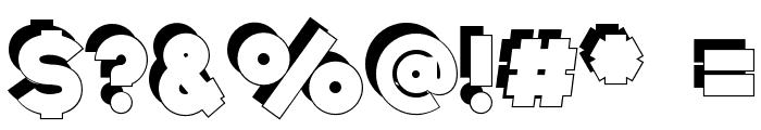 Variet? Cirque Font OTHER CHARS