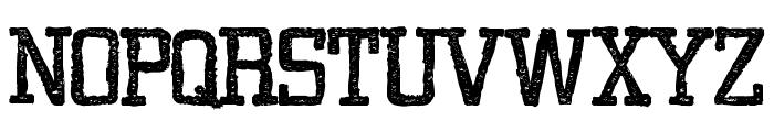 Varsity Playbook Font UPPERCASE