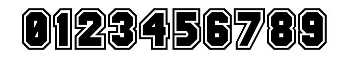 Varsity Regular:001.001 Font OTHER CHARS