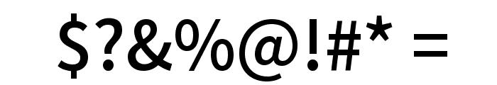 Varta Bold Font OTHER CHARS