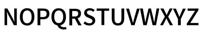 Varta Bold Font UPPERCASE