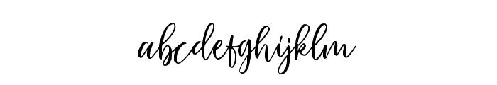 VayenthaScriptDemo Font UPPERCASE