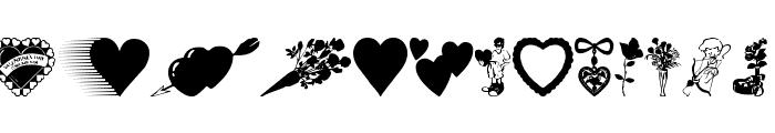 valentinec Font UPPERCASE