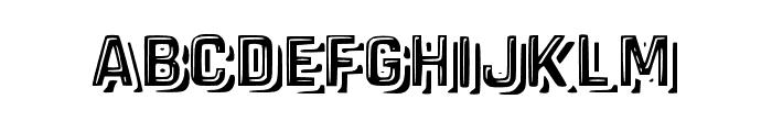 vandervon Font LOWERCASE