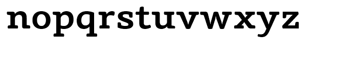 Vaccine Bold Font LOWERCASE