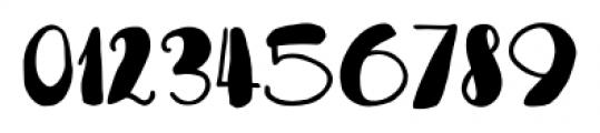 Vagabundo Fat Font OTHER CHARS