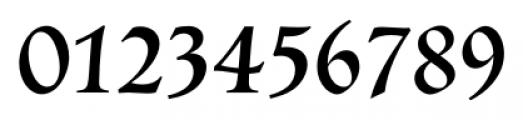 Vatican Medium Italic Font OTHER CHARS