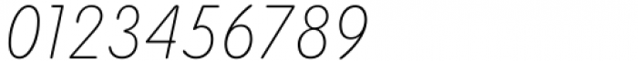 VAG Rounded Next Variable Italic Font OTHER CHARS