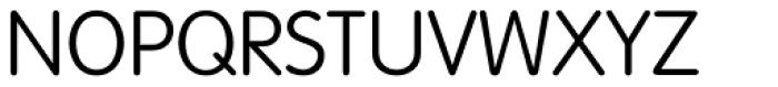 VAG Rounded Pro Cyrillic Thin Font UPPERCASE