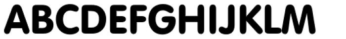 VAG Rounded Font UPPERCASE