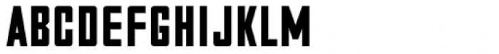 VALUCO Base Font UPPERCASE