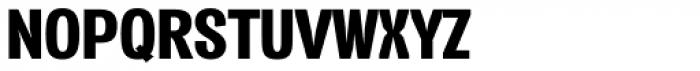 Vacer Sans Black Font UPPERCASE