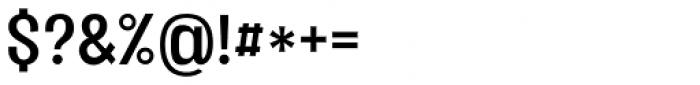 Vacer Sans Regular Font OTHER CHARS