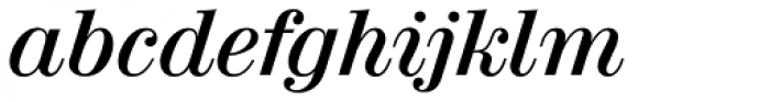 Valencia Serial Bold Italic Font LOWERCASE