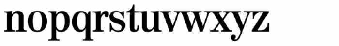 Valencia Serial Bold Font LOWERCASE