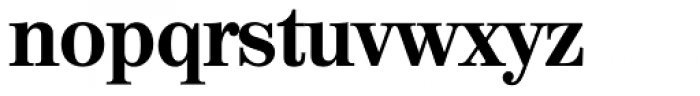 Valencia Serial ExtraBold Font LOWERCASE