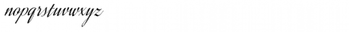 Valentia Condensed Font LOWERCASE