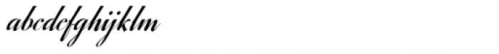 Valentia Nit Condensed Font LOWERCASE
